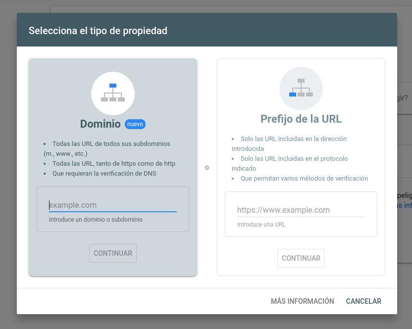 Uso de Google Search Console para solucionar el aviso de seguridad por phising